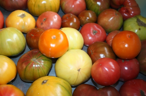 Pretty Heirlooms.